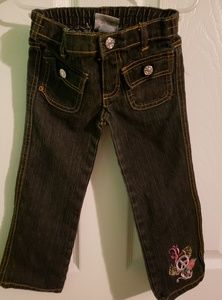 Nwot 2B Real Jeans size 2T